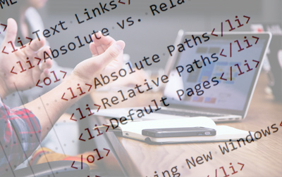 Introduction to HTML Training - old