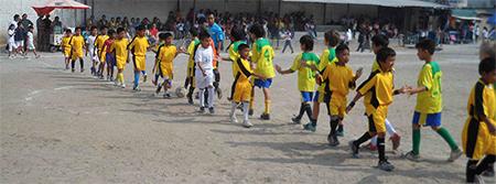 Guatemalan Soccer Program