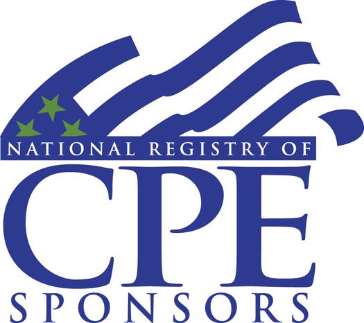 Advocate of quality CPE - NASBA Registry
